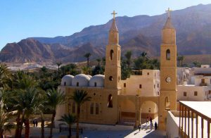 "The ""Desert Fathers"" in Egypt"